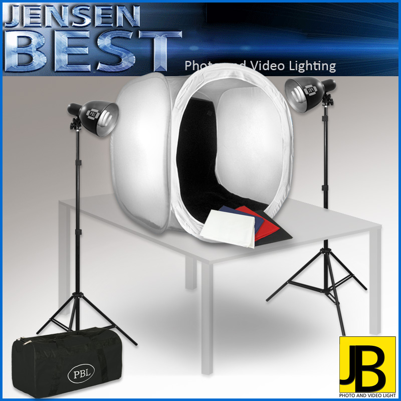 Product Photo Lighting Tent Kit for studio photographic product photography  sc 1 st  JensenBest Photographic Studio Lighting & Product Photo Lighting Tent Kit for studio photographic product ...